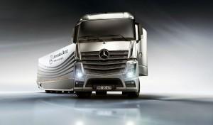 Mercedes pressefoto